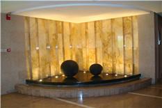室内装饰造型水景喷泉